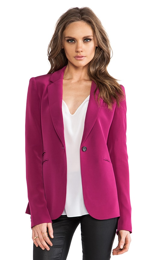 Rex Blazer with Colored Lining