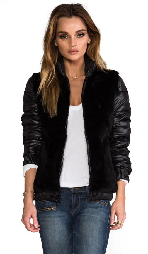 Austin Fur Puffer Jacket