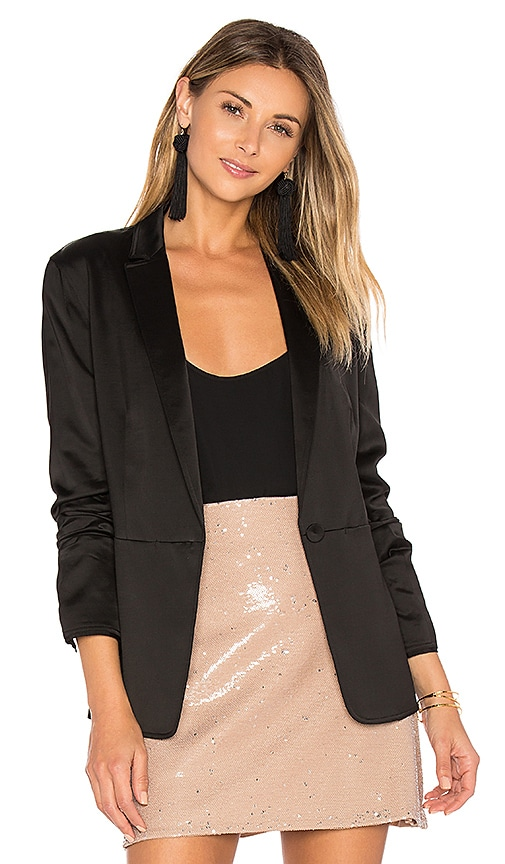 Elizabeth and James Lainey Blazer in Black