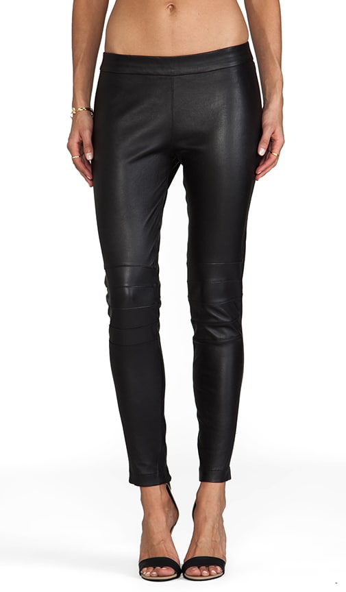 Addison Leather Legging