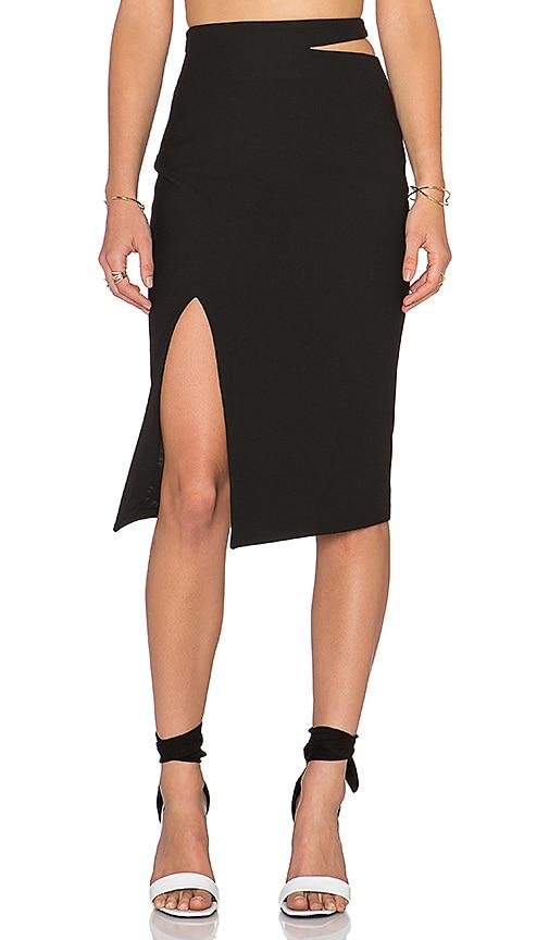 Elizabeth and James Perla Skirt in Black