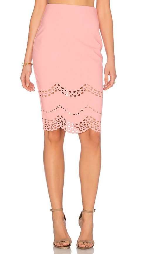 Elizabeth and James Audrey Skirt in Pink