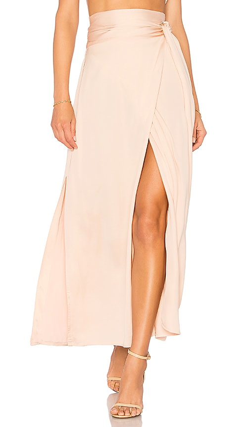 Almeria Wrap Skirt