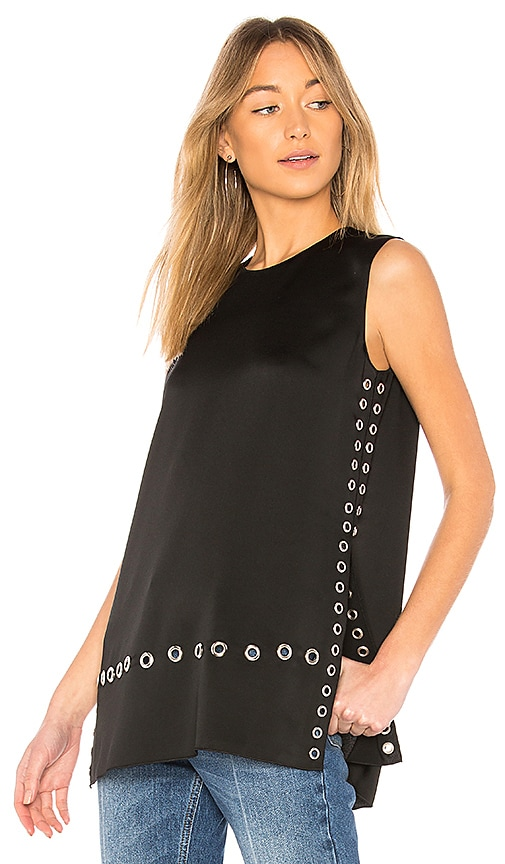Elizabeth and James Khan Tank in Black