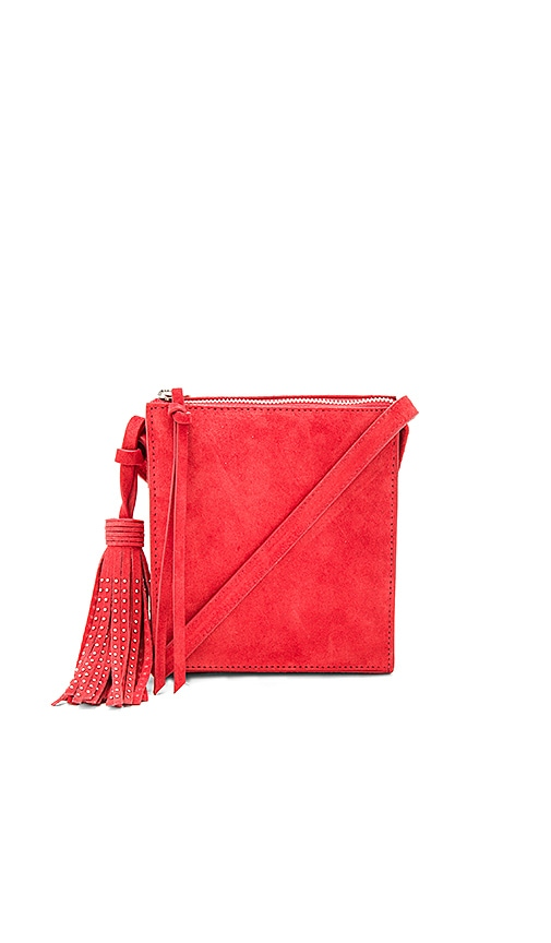 Elizabeth and James Sara Crossbody in Red