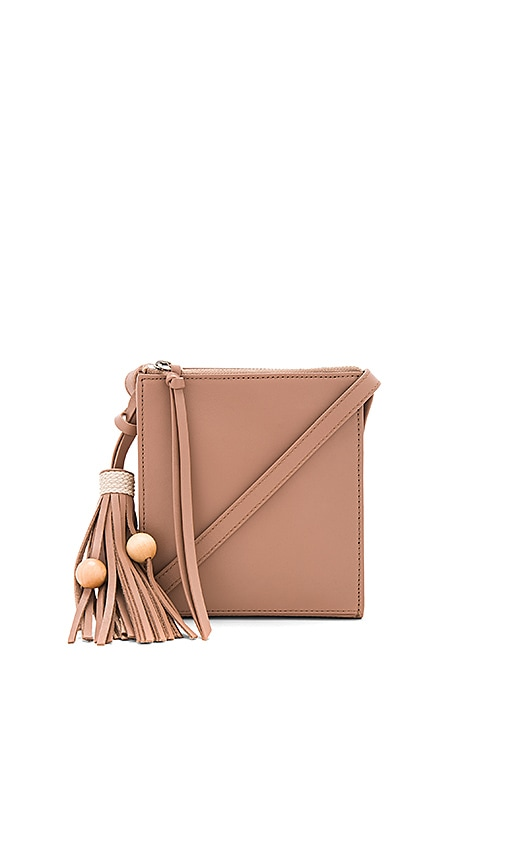 Elizabeth and James Sara Crossbody in Brown