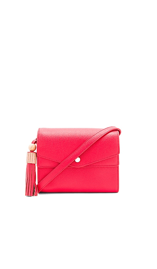 Elizabeth and James Eloise Field Bag in Red