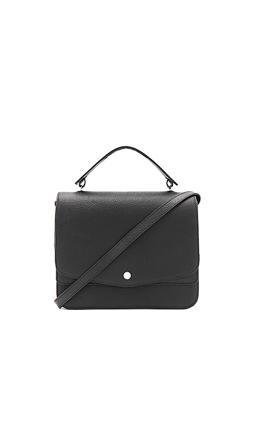 Elizabeth and James Eloise Shoulder Bag in Black