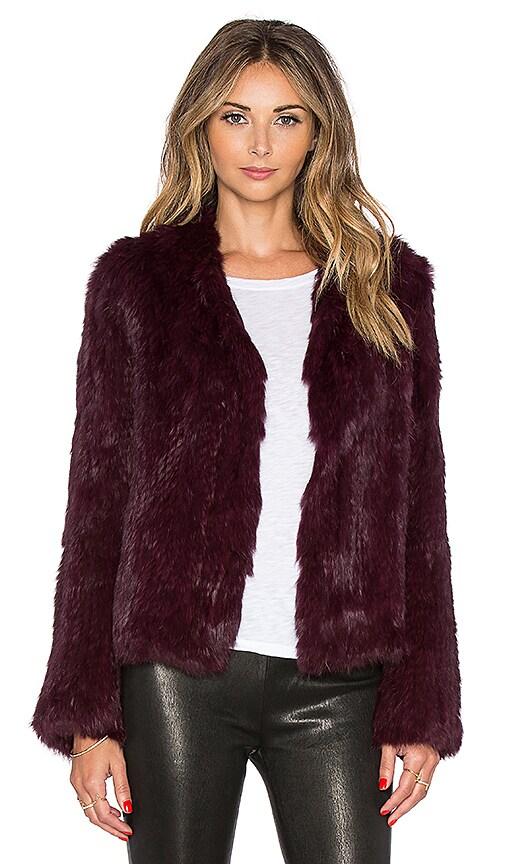 Rabbit Fur Alice Jacket