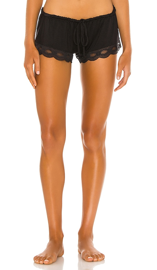 India Jersey Lace Combo Shortie