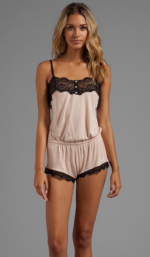 Esther Teddy Romper