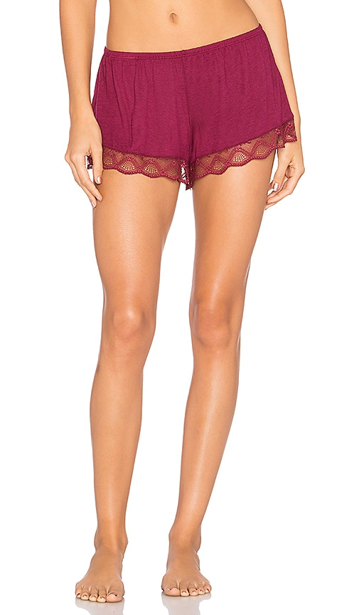 eberjey Georgina Short in Red