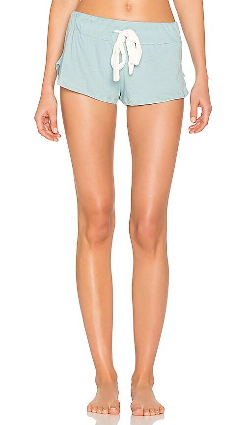 eberjey Heather Shorts in Blue