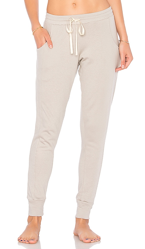 eberjey Walker Pant in Taupe
