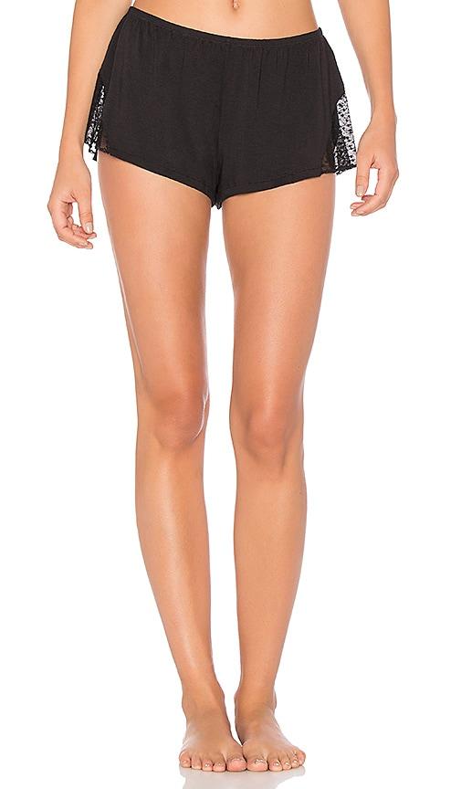 eberjey Greta Shorts in Black