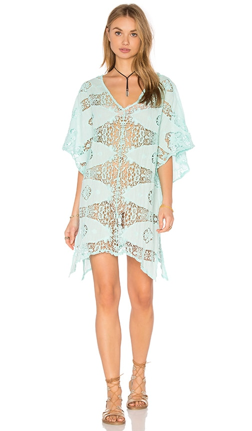 eberjey Spirit Dancer Brielle Cover Up in Mint