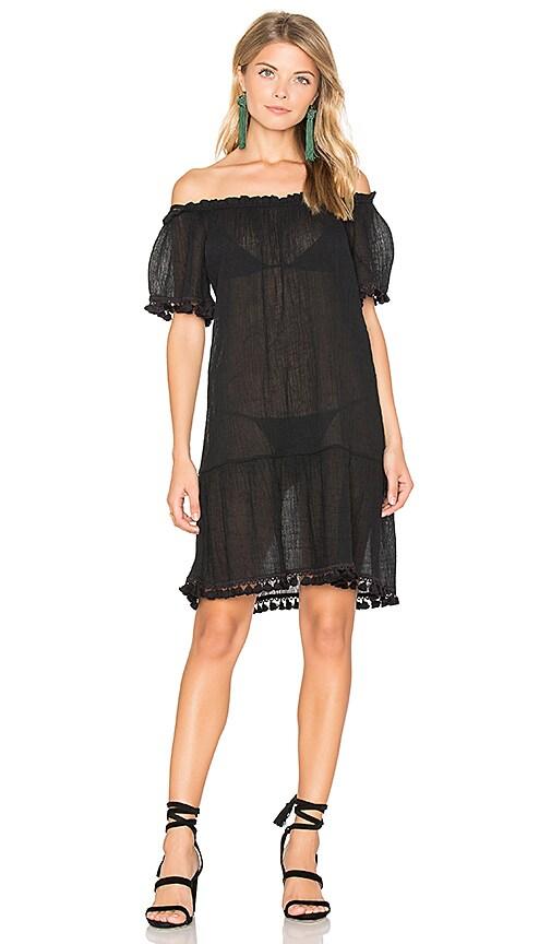 eberjey Sol Devon Dress in Black
