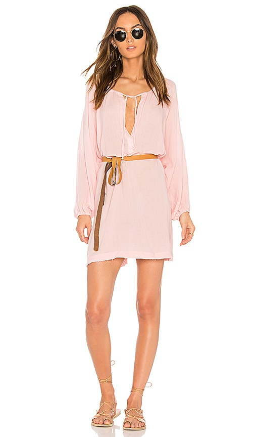 eberjey Summer of Love Juliet Dress in Pink