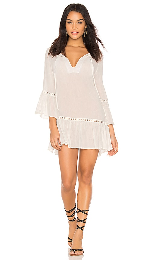 eberjey Summer of Love Tessa Dress in Ivory