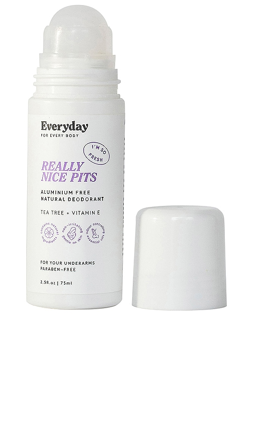 REALLY NICE PITS Aluminum Free Natural Deodorant
