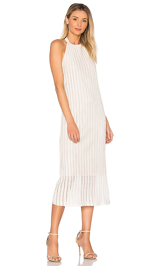 EGREY Dress with Pareo in Ivory
