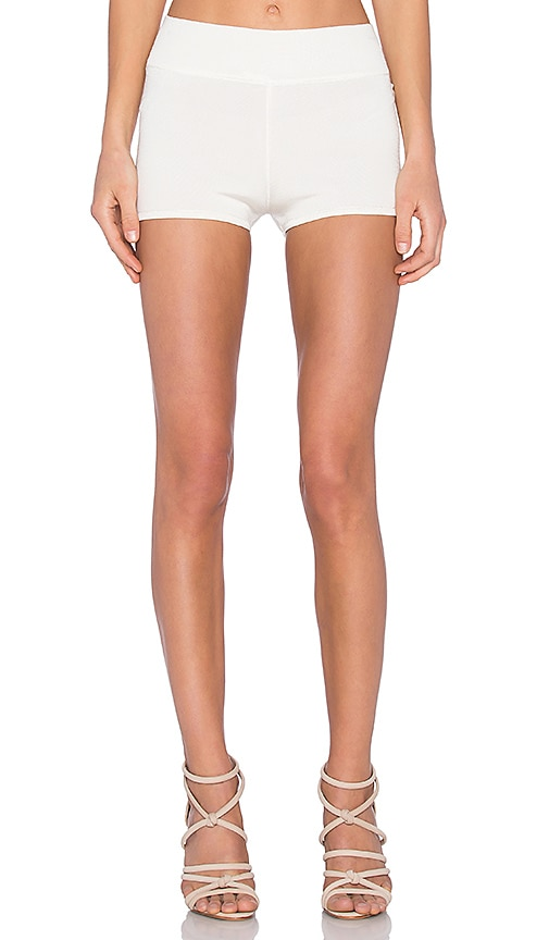 EGREY Hot Pants in Off White