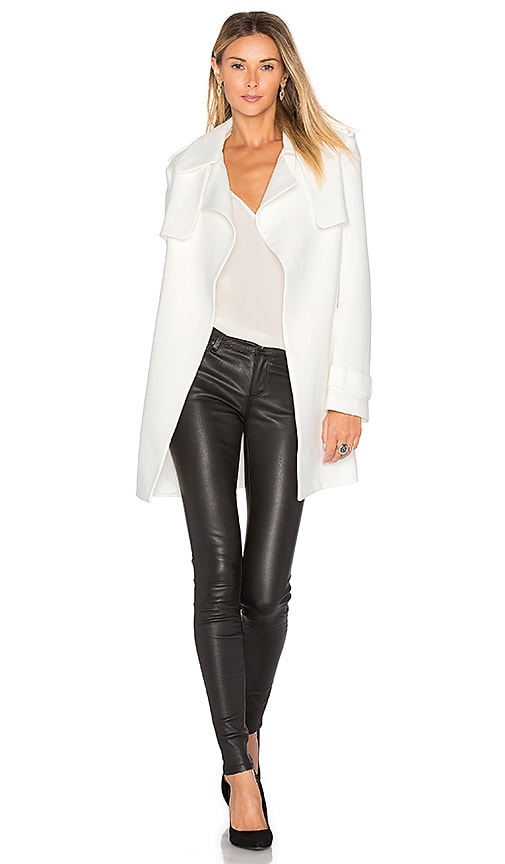 EGREY Ines Coat in White