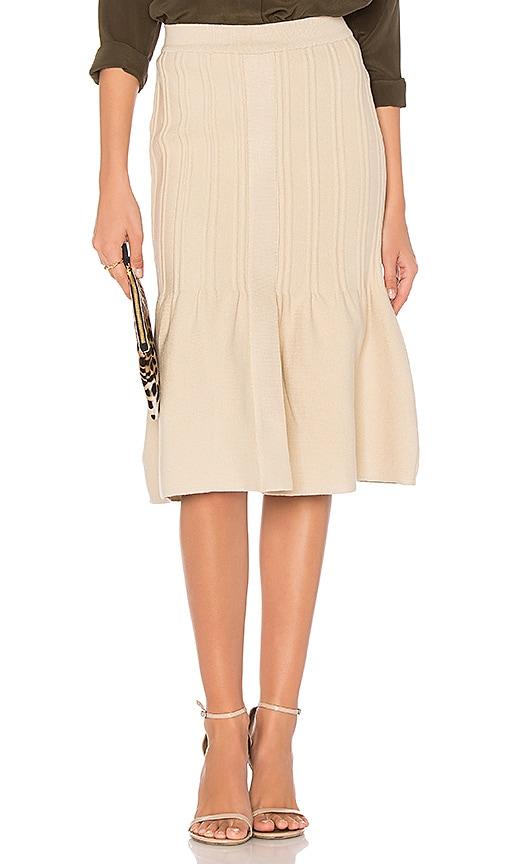 EGREY Vivian Skirt in Cream