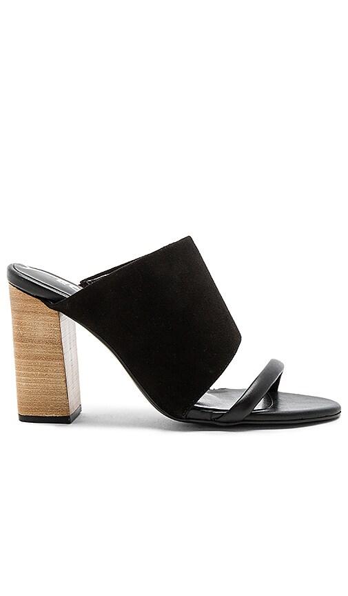 EGREY Strapped Heels in Black