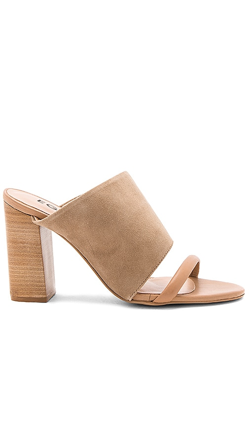 EGREY Strapped Heels in Tan