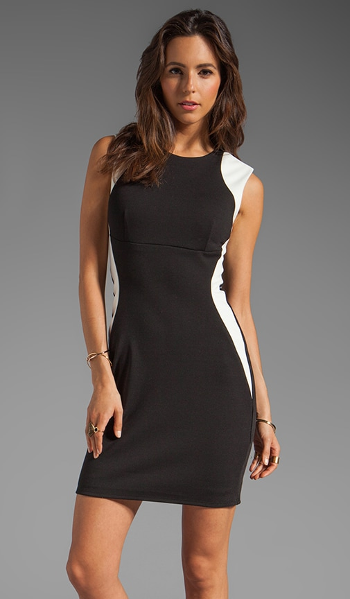 Slim Illusion Dress