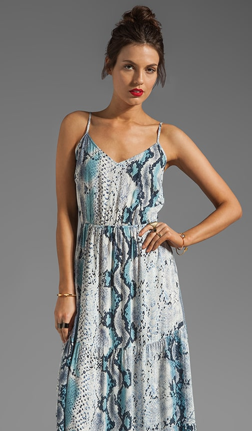 Anaconda Maxi Tank Dress