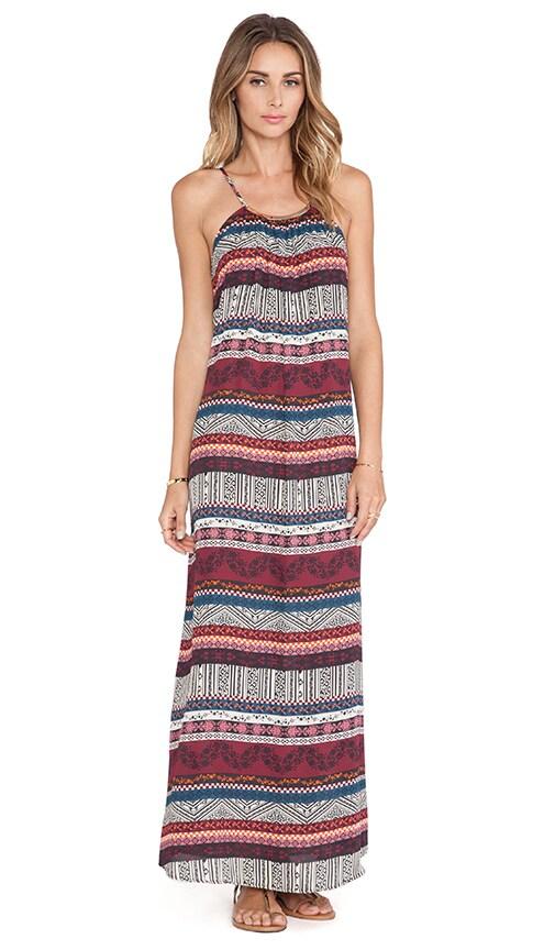 Necklace Maxi Dress