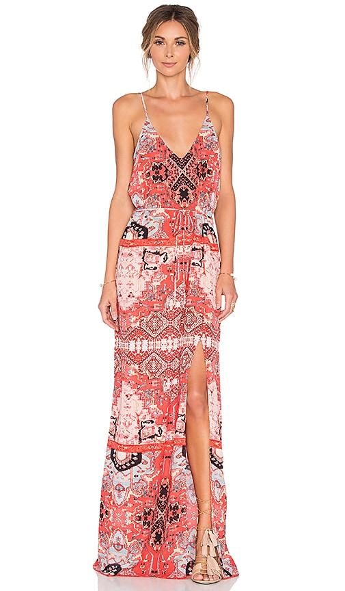 Moroccan Maxi Dress