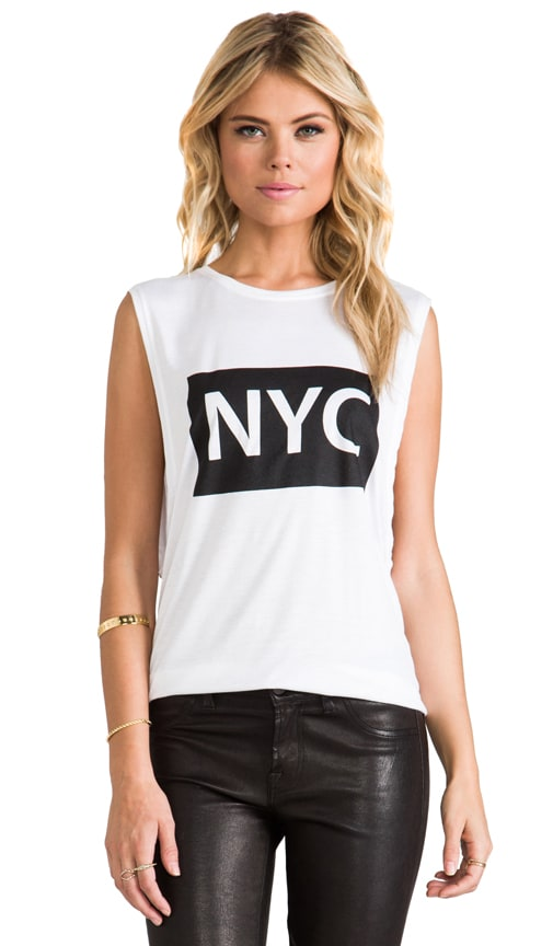 Location and Memos NYC Tank