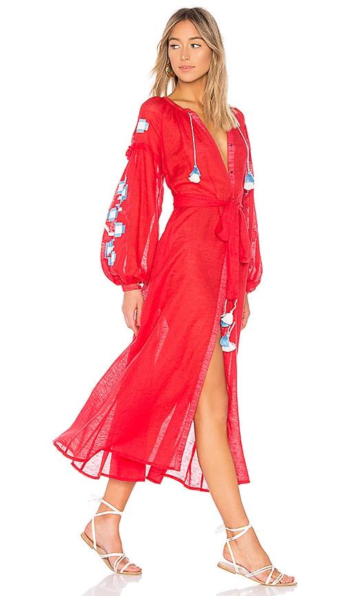 773e4328f6205 Eleven by March 11 Zarina Maxi Dress in Red