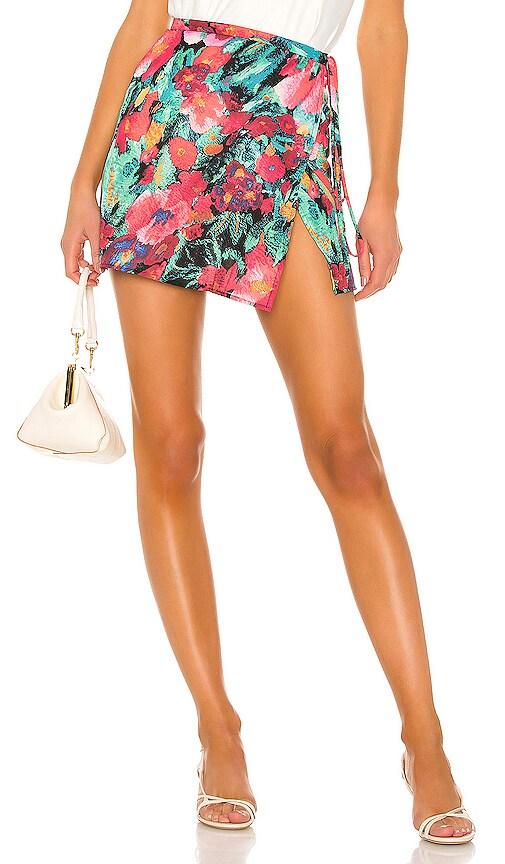 Sassy Mini Skirt