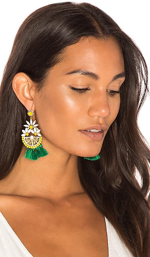 Dandy Statement Earrings