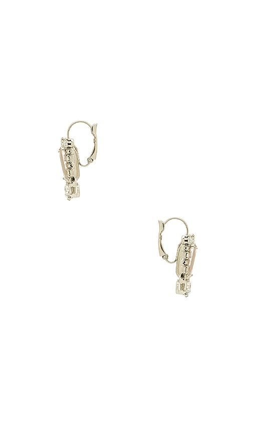 Petrina Earrings Earring in Metallic Silver Elizabeth Cole dIVF7AaLZ