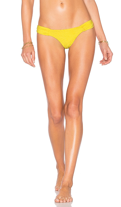 ELLEJAY Brava Bottom in Yellow