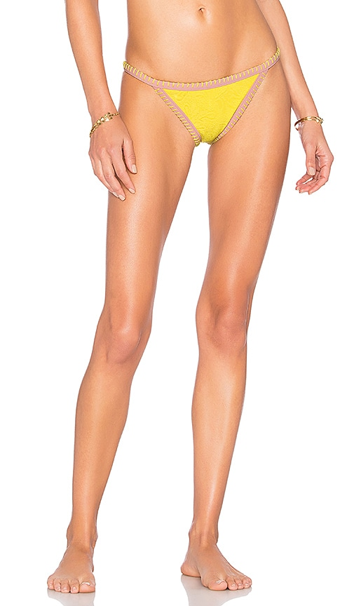 ELLEJAY Talita Bottom in Yellow