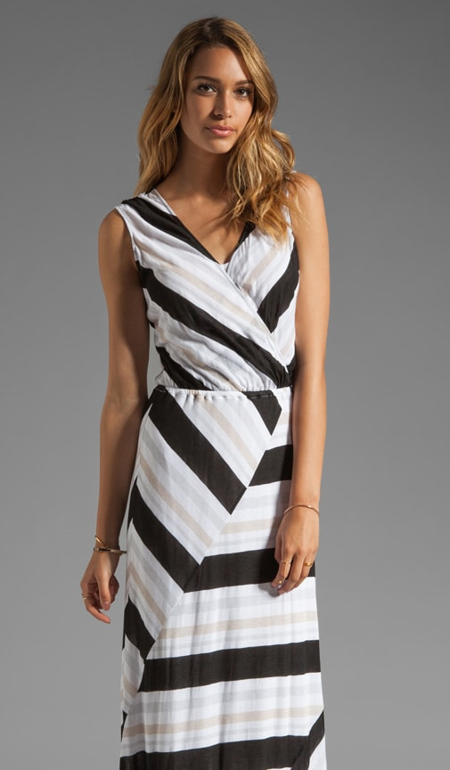 Zadie Stripe Dress