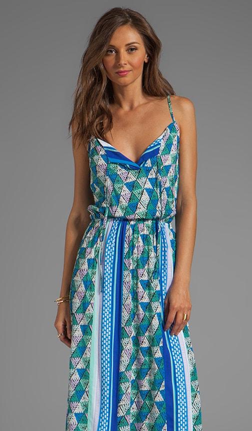 Tiki Maxi Dress