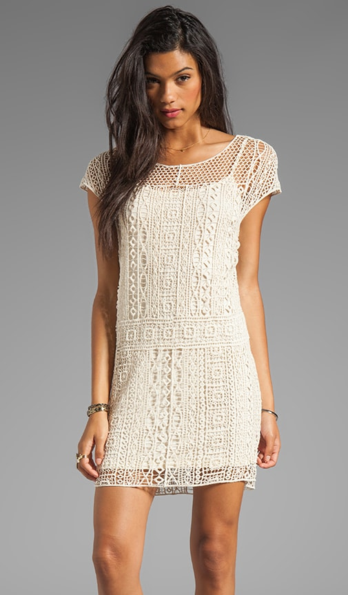 Hailee Crochet Dress