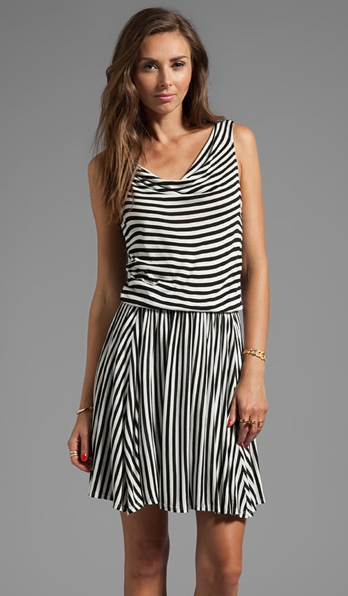 Gabi Stripe Dress