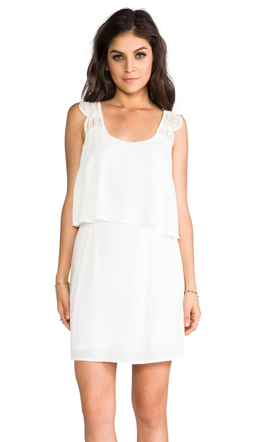 Lillian Lace Tank Dress