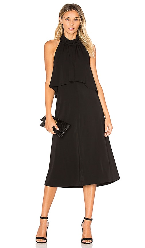 Ella Moss Aubriella Dress in Black