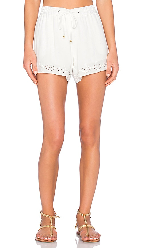 Ella Moss Dina Short in White