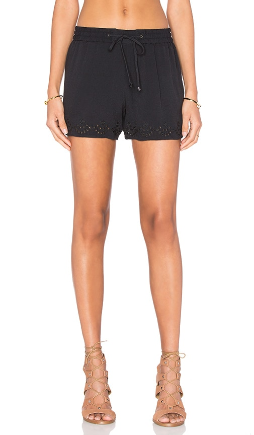 Ella Moss Dina Short in Black