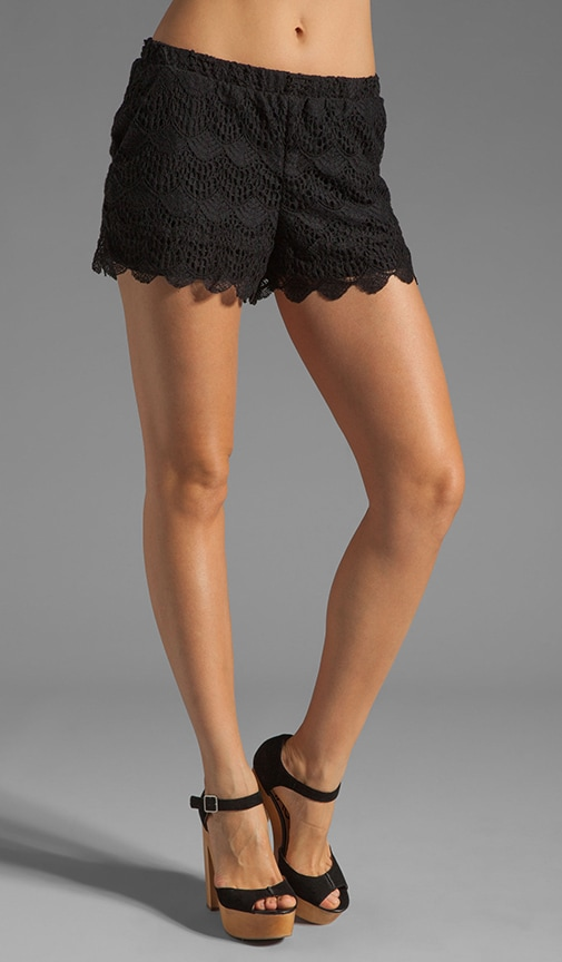 Jasmine Lace Shorts